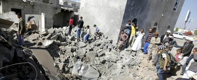 "Yemen, Unicef: ""62 i bambini uccisi"". Farnesina: ""Rischio intesa Isis-Al Quaeda"""