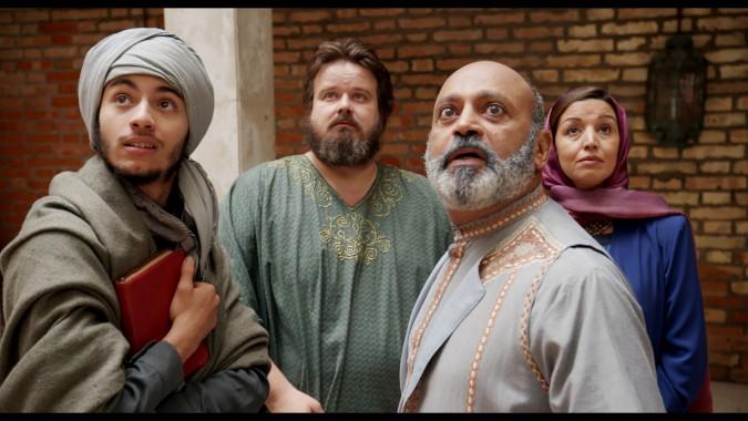 'Pitza e Datteri' la commedia all'italiana sceglie Venezia per abbracciare l'Islam