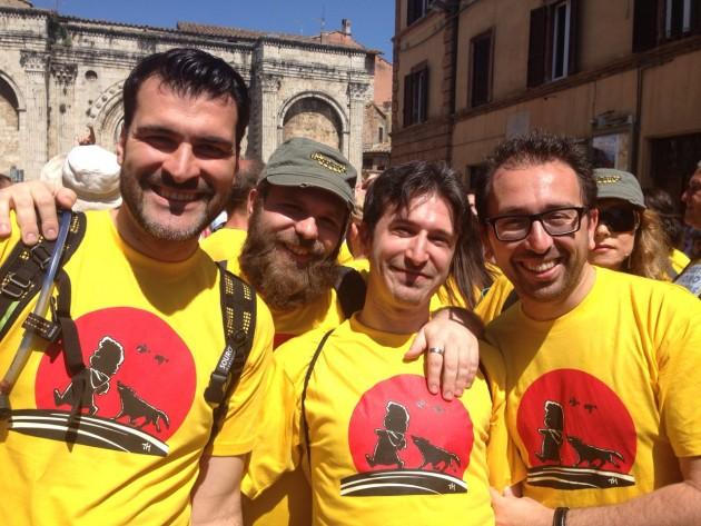 Marcia Perugia-Assisi per reddito cittadinanza