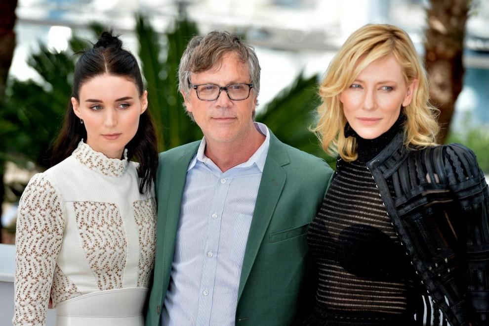 Cannes, presentazione di 'Carol'