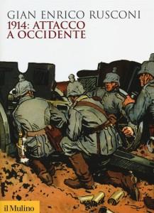 1914 attacco a Occidente
