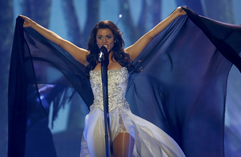 Vienna, seconda semifinale dell'Eurovision Song Contest