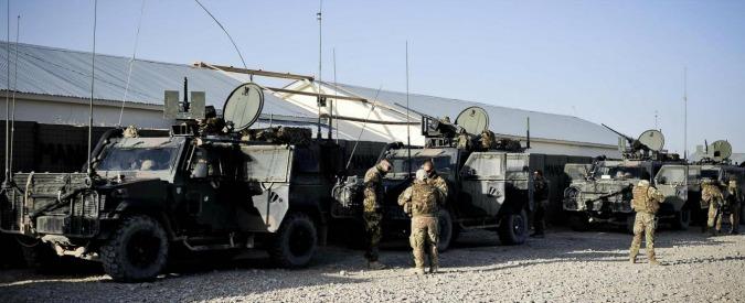 """Afghanistan, Nato: """"Soldati italiani resteranno nel Paese, Roma ha detto sì"""""""