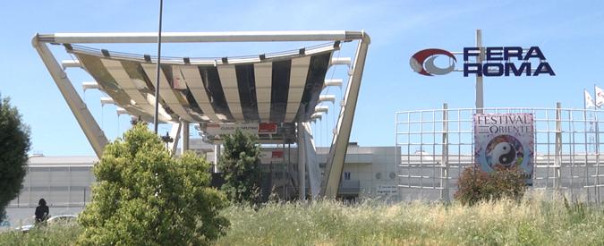 Nuova Fiera di Roma: costata 355 milioni, crolla per i debiti e i danni strutturali