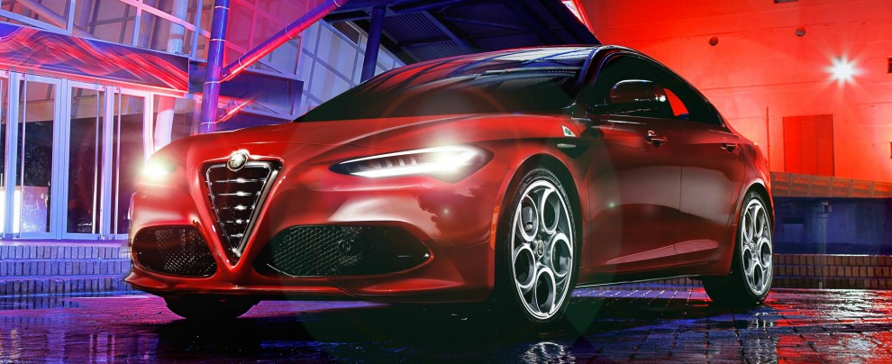 """Alfa Romeo """"Giulia"""", il debutto fra meno di un mese: ecco tutte le indiscrezioni"""