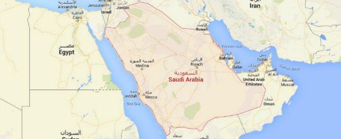 """Arabia Saudita, l'annuncio: """"Cercansi 8 boia che sappiano usare bene la sciabola"""""""