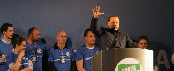 """Berlusconi: """"Nuovo movimento guidato da mio erede. Non ci saranno primarie"""""""