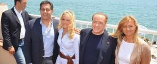"""Elezioni 2015, Berlusconi alla festa della sinistra a Segrate. Lui: """"E' una bufala"""""""