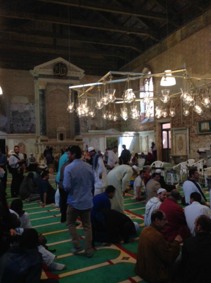 Christian Buchel – The Mosque