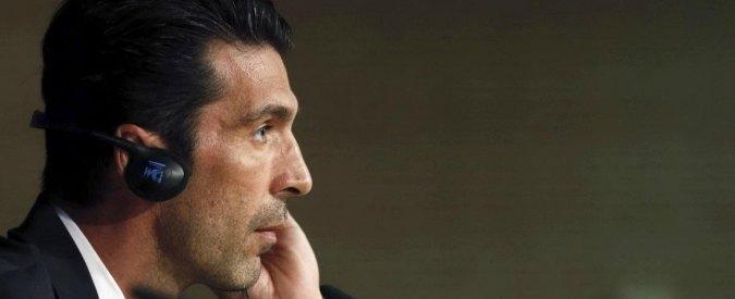 """Gigi Buffon lascia la Carrarese: """"Il mio è stato un gesto d'amore non ripagato"""""""