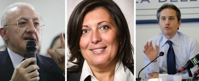 Sondaggi elettorali Campania, testa a testa Caldoro-De Luca. M5S primo partito