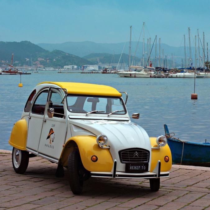 Citroën 2CV Soleil, la versione mai realizzata prende vita trent'anni dopo
