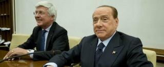 """Severino, Berlusconi su De Luca: """"Renzi può modificarla, per me non l'ha fatto"""""""