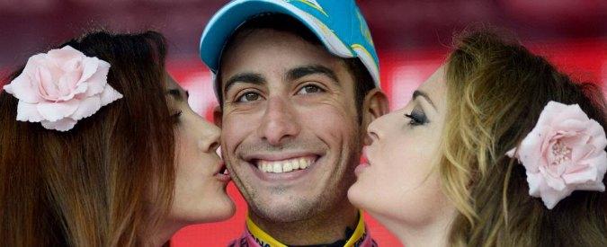 Giro d'Italia 2015. A Jesolo Contador cade: Aru è in maglia rosa, 1° sardo della Storia
