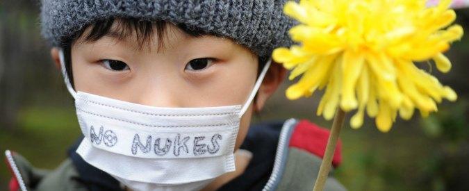 Fukushima, delegazione a Expo per brindare a fine dell'emergenza. Ma non è così