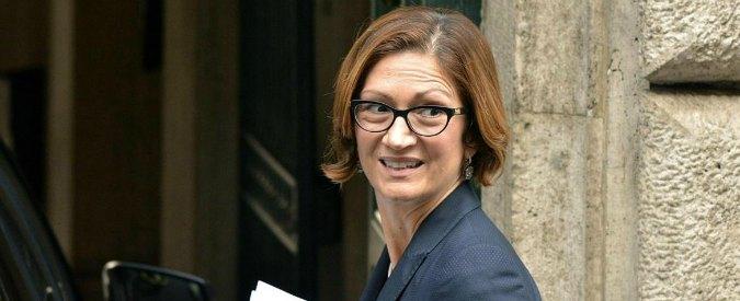 Mariastella Gelmini, indagine su assunzione segretaria in Università