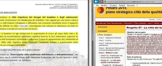 Sicilia, candidato copia programma e si difende: 'Pure mio avversario ha plagiato'