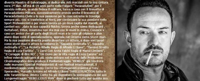 Mafia, confiscati 4 milioni ad attore e imprenditore pregiudicato Jimmy Conte
