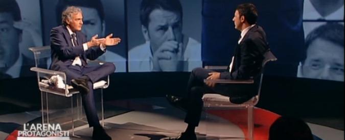 """Rimborso pensioni, Renzi: """"In agosto 500 euro a 4 milioni di italiani"""""""
