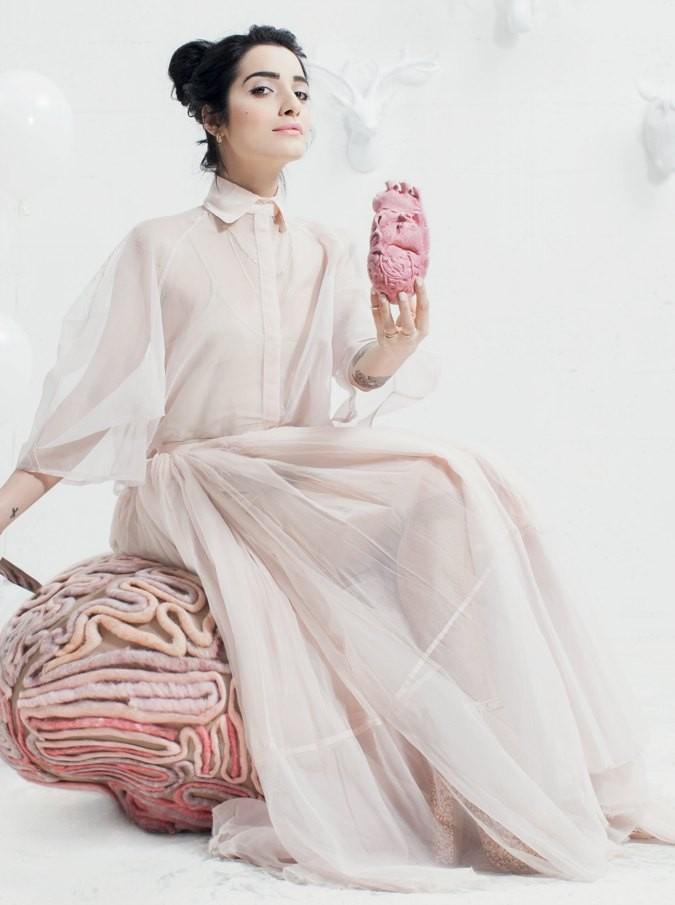 """Colonna sonora della settimana, Levante sceglie """"Hasta la raiz"""" di Natalia Lafourcade"""