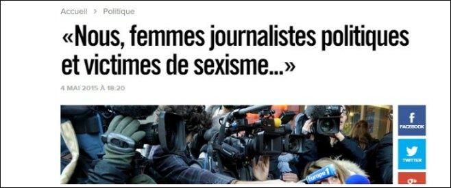 """Francia, giornaliste denunciano sessismo politici: """"Non hanno diritto a impunità"""""""