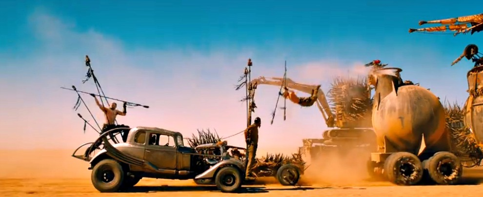Mad Max frame