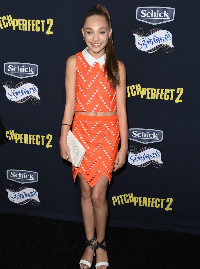 Maddie Ziegler, chi è la ballerina dodicenne che è ormai diventata l'alter ego della popstar Sia