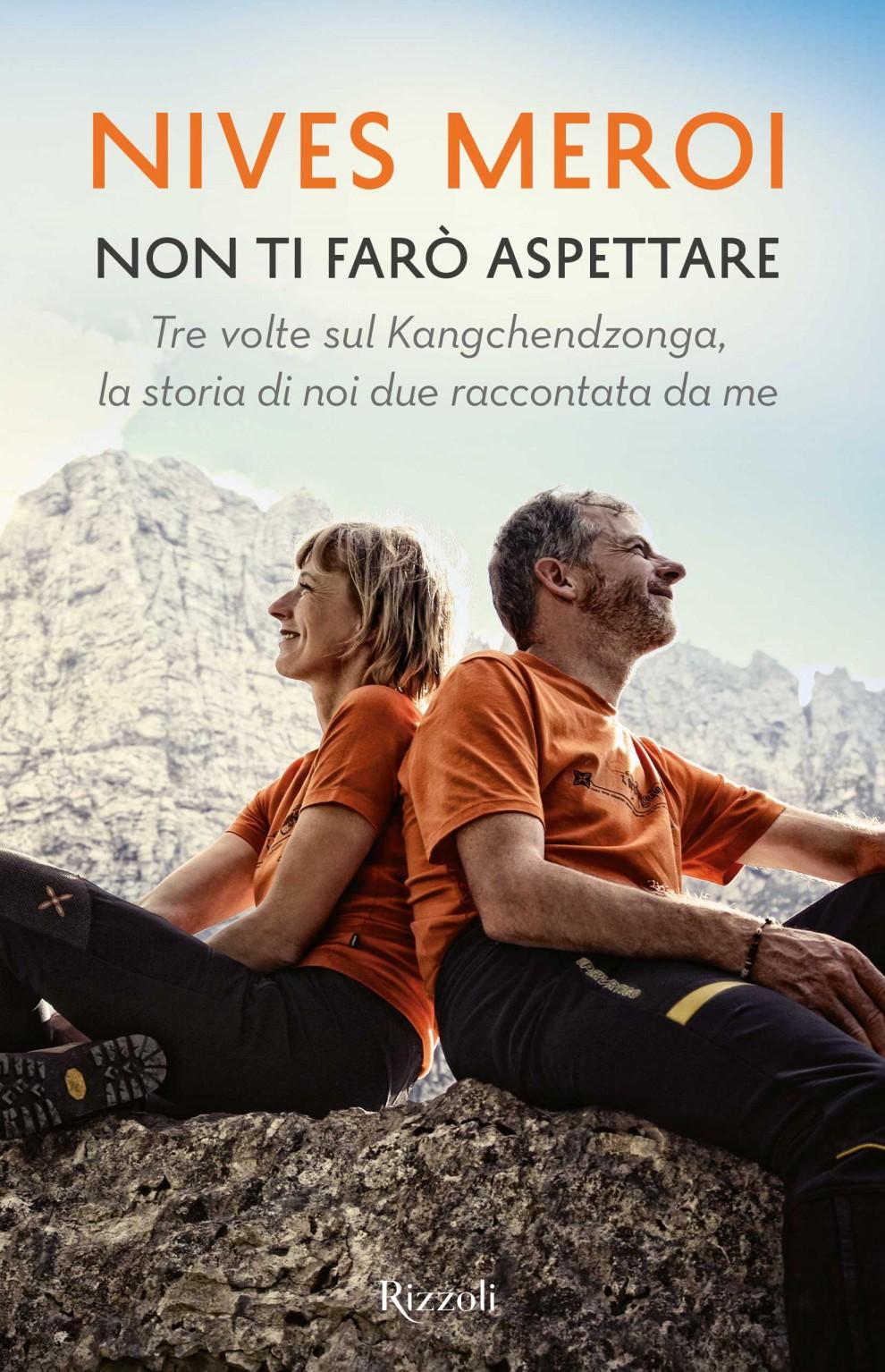 Nives Meroi e Romano Benet