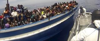Migranti, via libera dell'Europa alla missione navale contro gli scafisti