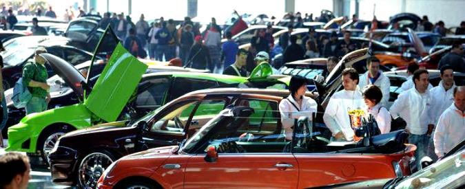 Saloni dell'auto, a Torino, Roma, Padova, Rimini nascono eventi alternativi
