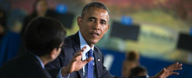 """Usa, Obama: """"Minoranze discriminate. Giovani uccisi senza motivo dalla polizia"""""""