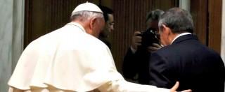 Vaticano, Francesco e l'eredità di Wojtyla: dopo muro di Berlino giù quello con Cuba