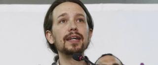 "Podemos, con boom anche alle politiche parlamento spagnolo frammentato: ""Servirebbero larghe intese PP-Psoe"""