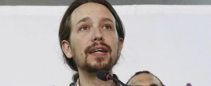 """Grecia, Iglesias (Podemos): """"Ue riduca debito come concesso a Berlino nel '53"""""""