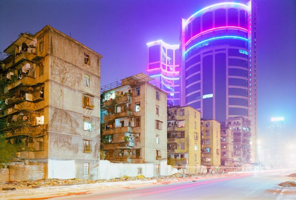 Olivo Barbieri mostra ERSATZ-LIGHTS (Canton China 1998 ©Olivo-Barbieri)