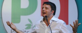 """Direzione Pd, Renzi: """"No a ramanzine da chi vota contro fiducia"""". E attacca Rodotà e Landini"""