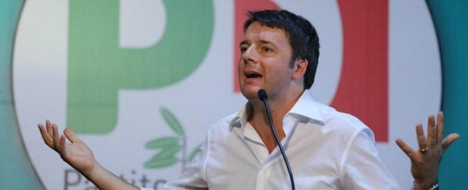 Matteo Renzi e il Pd filtrato Instagram