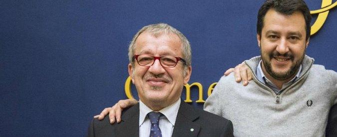 """Roberto Maroni: """"Salvini? Mi ha trattato con metodi stalinisti"""". Il segretario della Lega: """"Non rispondo a insulti"""""""