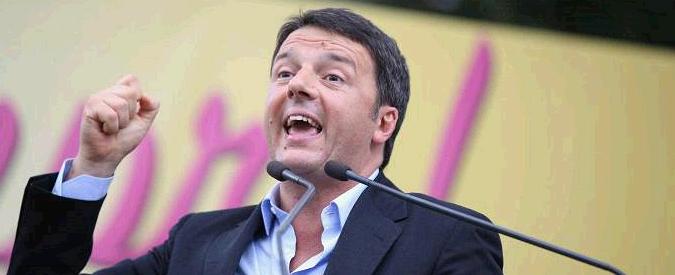 """Renzi: """"Sulle riforme contestatemi pure. Non ci fermiamo a 100 metri dalla meta"""""""