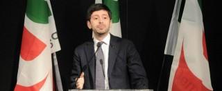 """De Luca impresentabile, Speranza lo difende: """"Non c'entra con lista Antimafia"""""""