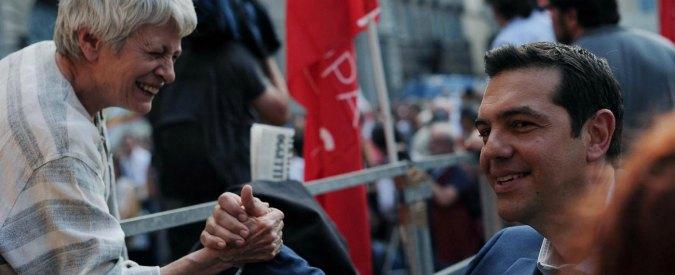 """Barbara Spinelli, addio a lista Tsipras un anno dopo il voto: """"Progetto fallito"""""""