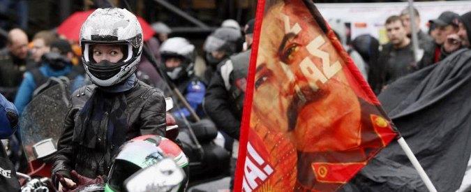 """Russia, è """"nostalgia Stalin"""" alla vigilia del 70° anno dalla vittoria contro il nazismo"""