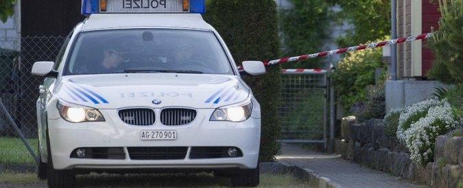 Svizzera, uccide quattro persone e si suicida: sarebbe un delitto passionale