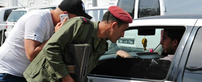 Tunisi arresti 675