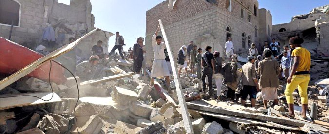 "Yemen, Hrw: ""Coalizione a guida saudita usa bombe a grappolo contro Houthi"""