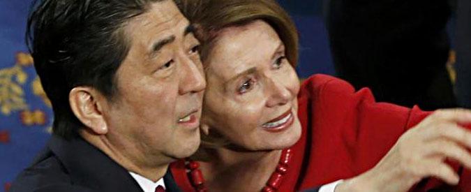 Shinzo Abe negli Stati Uniti. Ovvero il suicidio politico del Giappone