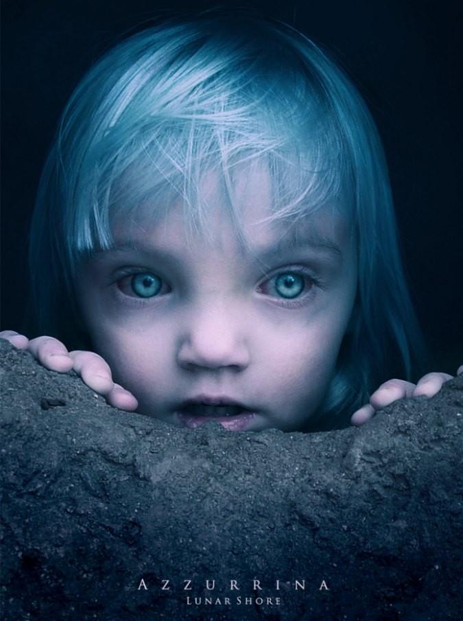Azzurrina, il film horror sulla leggenda della bambina albina scomparsa nel castello