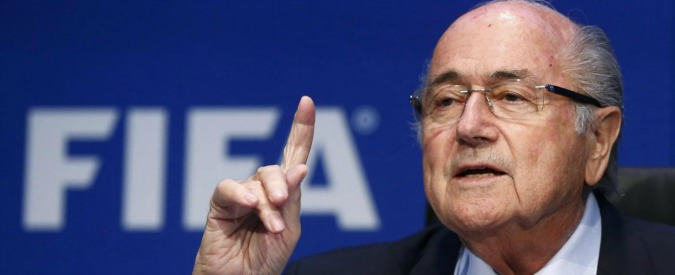 Sepp Blatter, comitato etico Fifa chiede sospensione di tre mesi