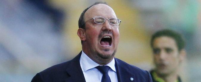 """Parma – Napoli, il giudice sportivo: """"Un turno a Benitez e multa per Higuain"""""""