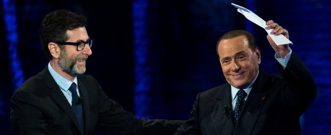 """Berlusconi su Patto del Nazareno: """"Non si ricuce. Renzi fa proclami io miro a fare"""""""